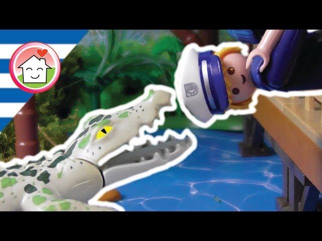 Playmobil ταινία αστυνομία - Ο αστυνόμος Ρήγας στο ζωολογικό κήπο