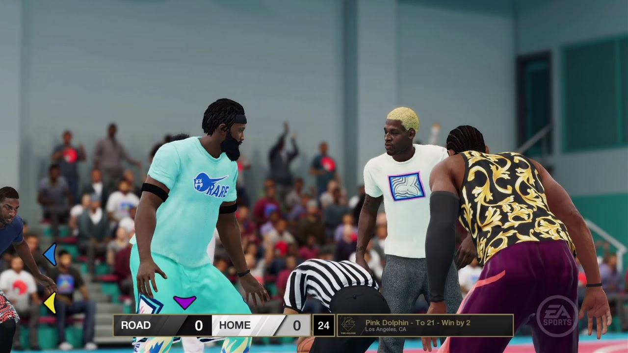 nba live 18 how to play with friends