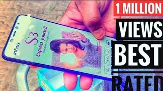 20mp selfie, oreo, full view display Infinix hot S3 Unboxing By Balu Raj Pandit 🤳 | Budget Phone |