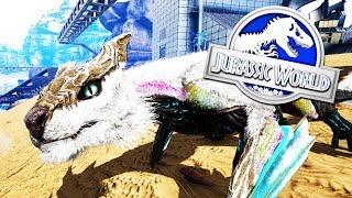 MANAGARMR JUMPER DE ARK EXTINCTION! NUEVA CRIATURA JURASSIC WORLD 2 ARK