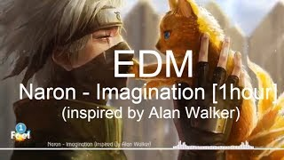Naron Imagination Inspired By Alan Walker 1 hour - ONE HOUR FEEL.mp3