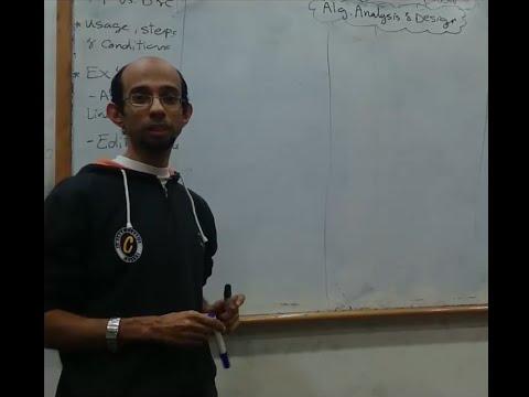 Algorithms analysis & Design - Dr.Ahmed Salah - Sec 7