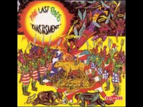 THE LAST POETS   Tribute To Obaba  Ogun     BLUE THUMB RECORDS   1972