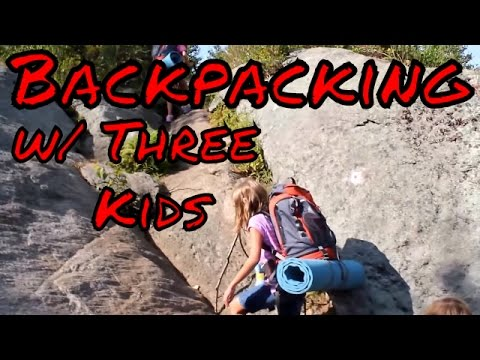 backpacking-with-3-kids,-ages-4-thru-11---harriman-state-park