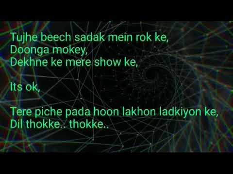 Nazar Lag Jayegi|Milind Gaba|Karaoke Version
