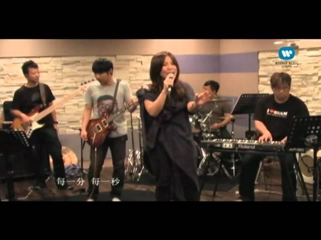 Jess李佳薇 煎熬Live之樂團版 -華納official HQ官方版MV