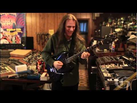 Montreal guitarist Frank Marino on local radio, his band and his life