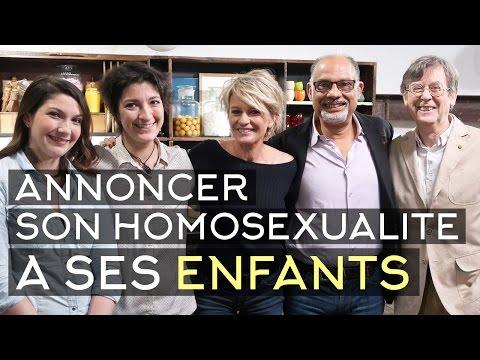 Comment annoncer son homosexualité à ses enfants ? - Mille et une vies