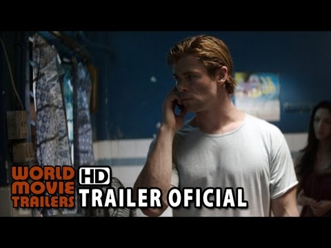 Hacker Trailer Oficial (2015) - Chris Hemsworth HD