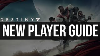 Destiny 2 New Players Guide: My Best Tips for Beginners