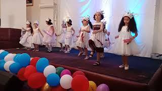 حفل أطفال ..كف ع اليمين كف ع لشمال. حركات ورقص