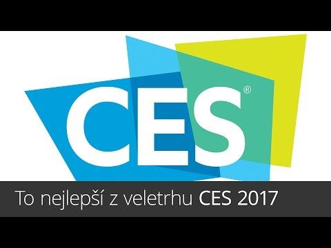 To nejlepší z veletrhu CES 2017 v Las Vegas