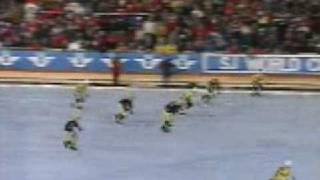 SJ World Cup Bandy 1993 (final)