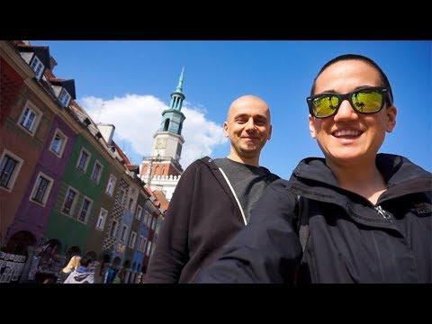 DAY IN POZNAŃ | POLAND | minimalist travel