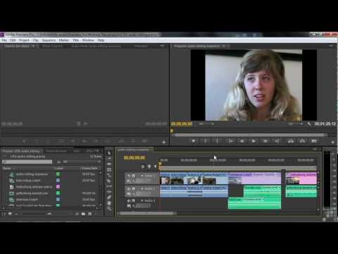 Adobe Premiere Pro CS6 Tutorial | Mixer Audio Effects |... | Doovi