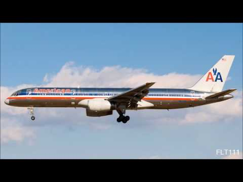 American Airlines Flight 77 - ATC Recording [TERRORIST SUICIDE HIJACKING]