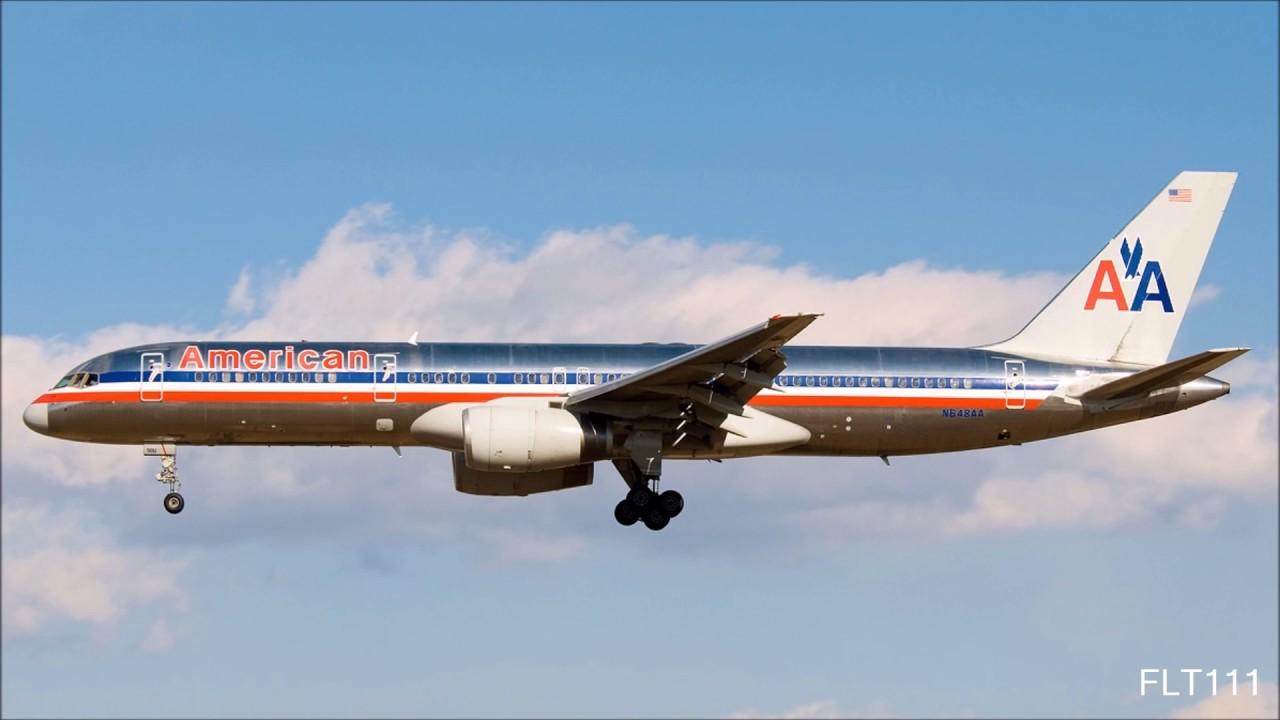 American Airlines Flight 77 - ATC Recording [TERRORIST ...