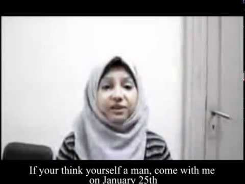 Meet Asmaa Mahfouz and the vlog that Helped Spark the Revolution in Egypt - 2010