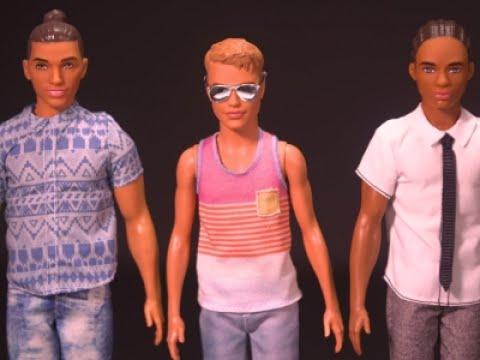 Mattel Gives Ken New Skin Tones, Beefy Bod