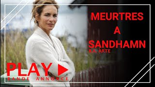 Meurtres à Sandhamn - Bande Annonce Arte