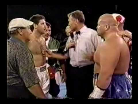 Butterbean vs McNeeley