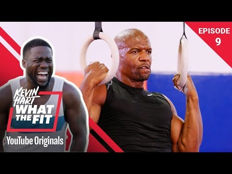 Gymnastics with Terry Crews  Kevin Hart: What The Fit Episode 9  Laugh Out Loud Network