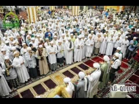 Habib Syech As-Saggaf - Qasidah Robbi Inni (Subhanallah Wal Hamdulillah)
