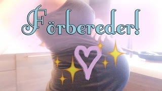 Börjar bli verkligt - Förbereder - Gravid vecka 33