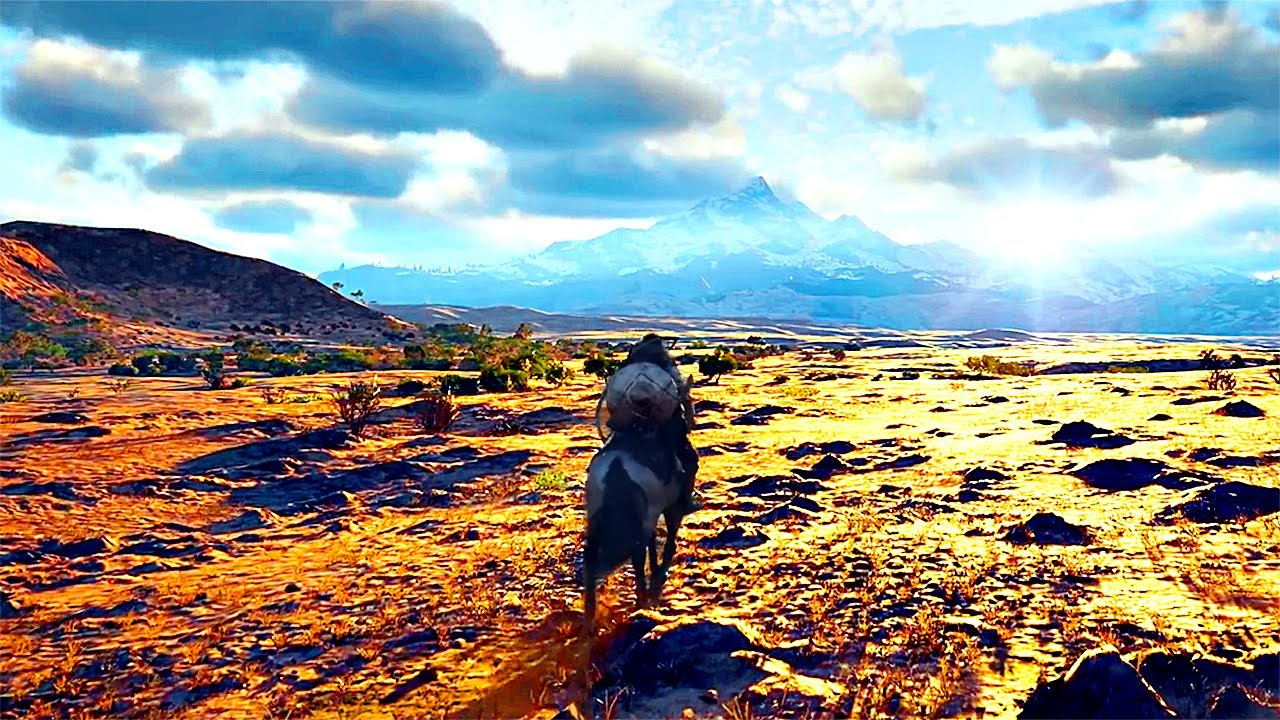 TOP 10 NEW Open World RPG Games of 2021 & 2022 You Didn't Know About
