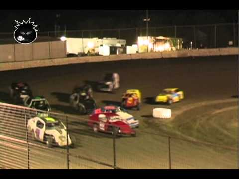 Cowtown Speedway Sat. 11-17-12 Highlights