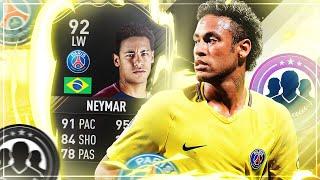 FIFA 17: PSG NEYMAR SQUAD BUILDER SHOWDOWN 🔥❗