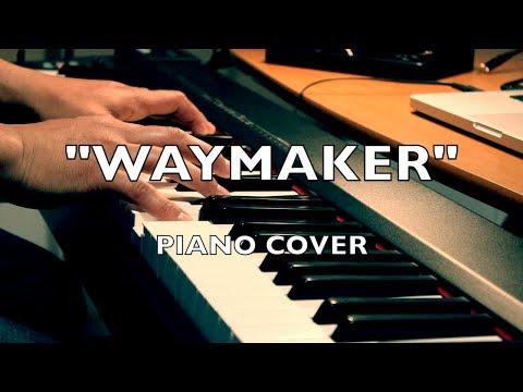 'Waymaker' - (Piano