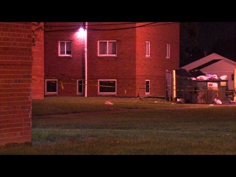 Raw: Two shot on Garden Valley