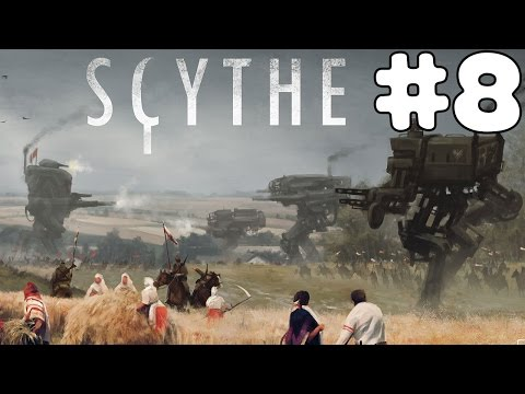SCYTHE #8 | February 21st, 2017