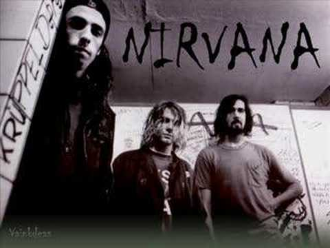 Nirvana  Depressed Something In The Way