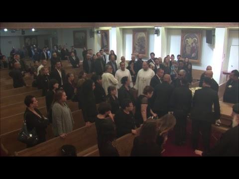 Nabila Sewadros (Funeral)
