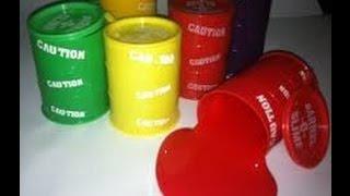 Как сделать слизь (лизуна)(очень доступное изготовление нетоксичного изделия http://join.air.io/mrdarik 2:1 вода:клей., 2014-11-01T14:18:42.000Z)