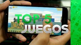 Top 5 Mejores Juegos Android 2018 | Tienes que probarlos! thumbnail