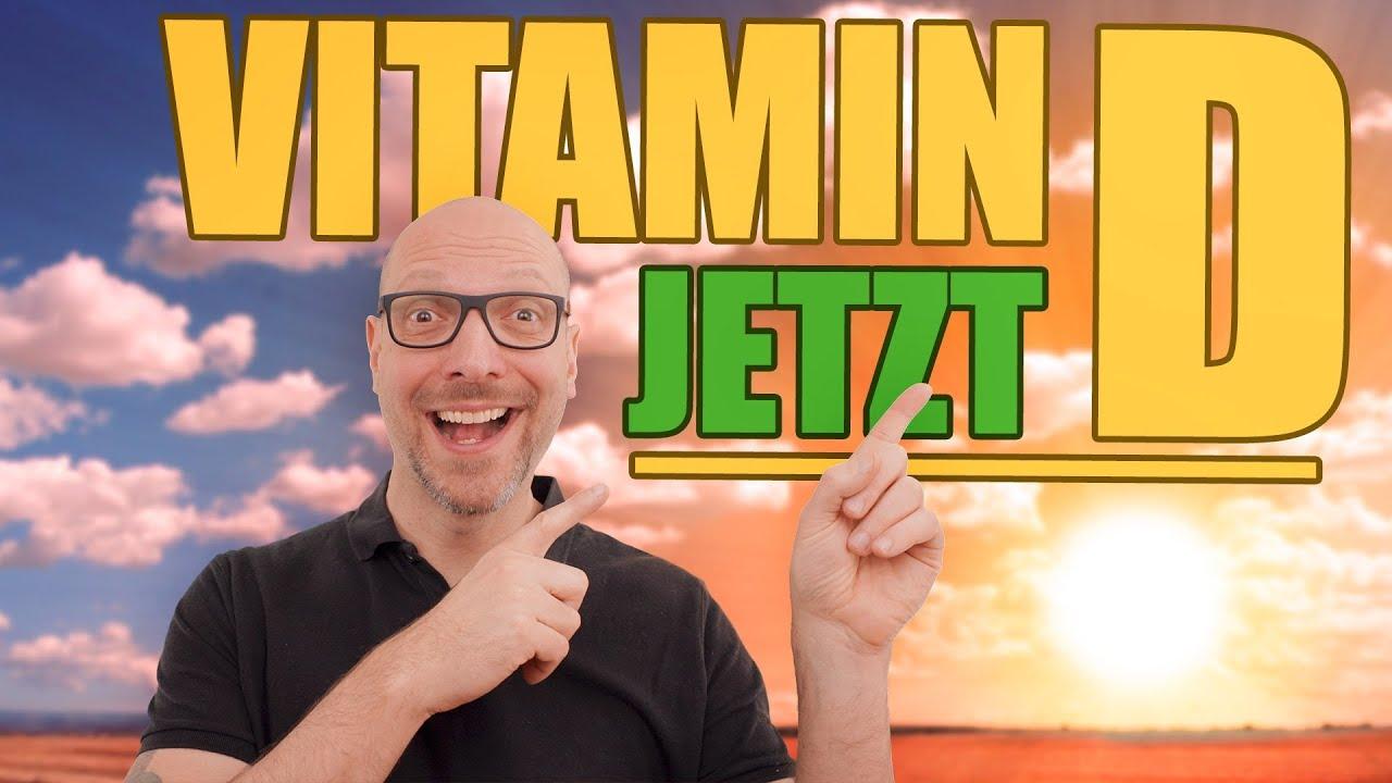 Vitamin D - Der Sommer aus der Flasche! (Dr. Raimund von Helden)