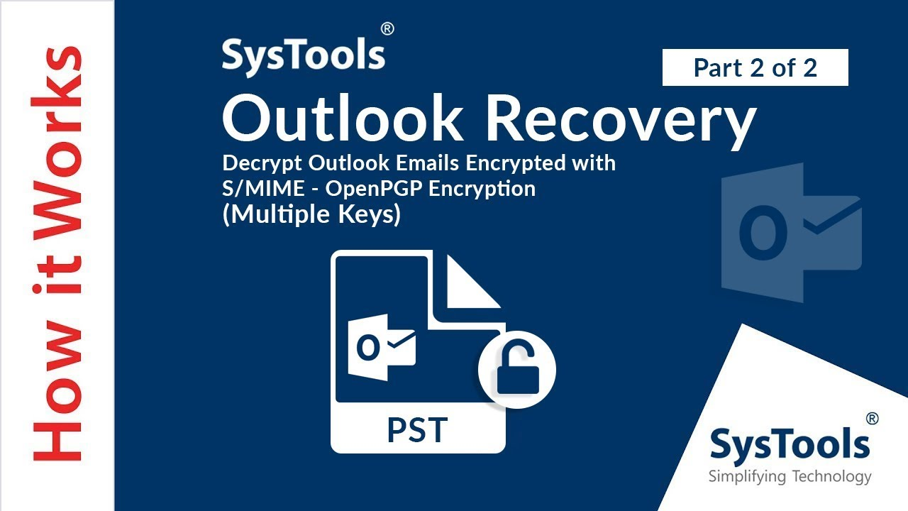 Outlook PST Repair Tool : Software to Repair Corrupt PST File