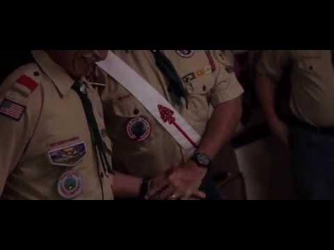 Mr. Rowe's Scout Masters retirement Troop 87