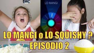 RUOTA FORTUNA ROUND 2 : LO SQUISHY O LO MANGI ( REAL FOOD vs REAL SQUISHY ) By Marghe Giulia Kawaii