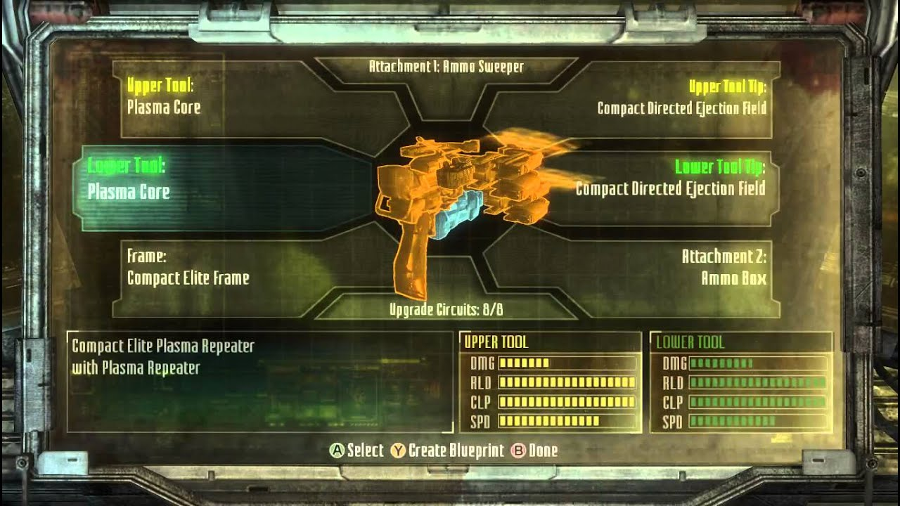 Best Dead Space 3 Weapon Youtube