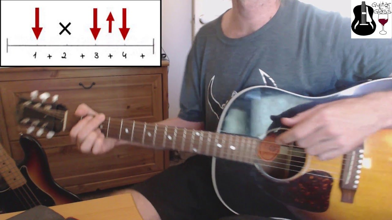 Strumming Patterns Part 1 How To Read Youtube Ukulele Chord Diagrams