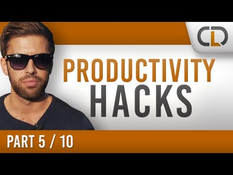 How To Get Things Done. Time Management Hacks 5/11