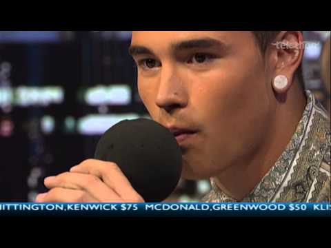 Caught On Cam - Jayke McGill Beatboxing - Telethon 2013