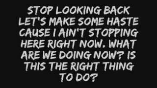The Padangs-Waste No Time lyrics