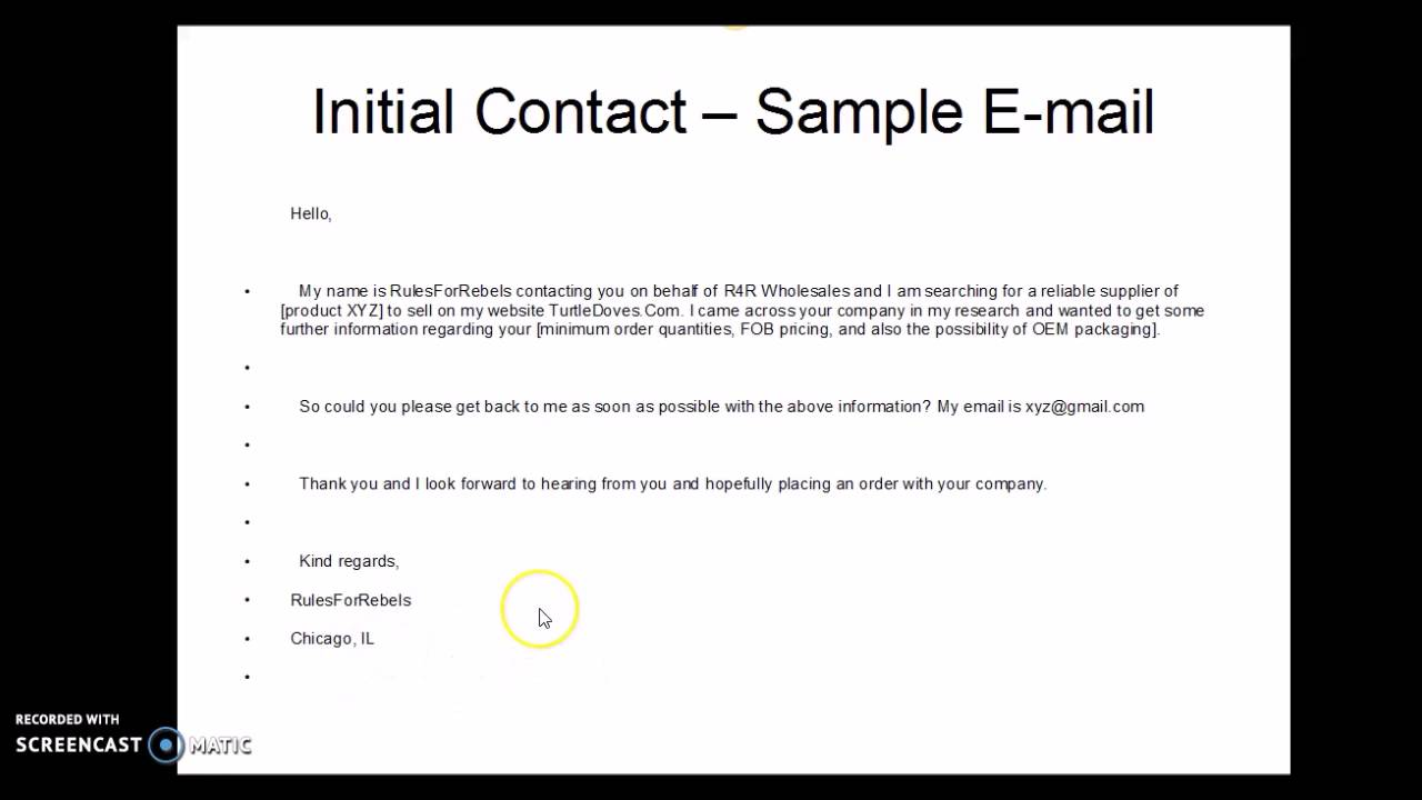 Why Are Alibaba Suppliers Ignoring Me? How To Request Samples ...