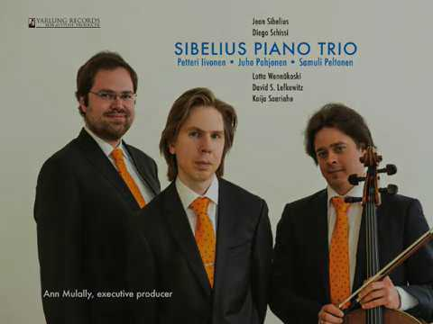 Sibelius Trio Promo (YAR52638)