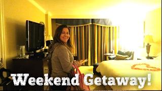 WEEKEND GETAWAY | LANGHAM HOTEL | PHILLIPS FamBam Vlogs
